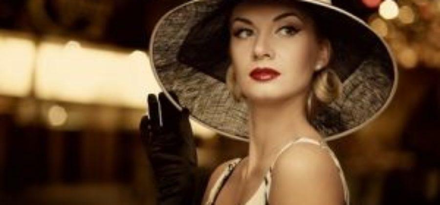 Стиль ретро в одежде. Платья, аксессуары, макияж