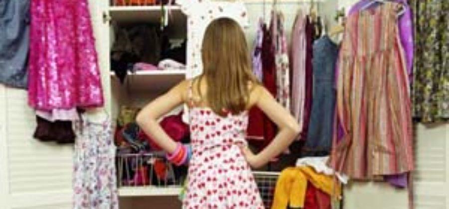 Как навести порядок в женском гардеробе
