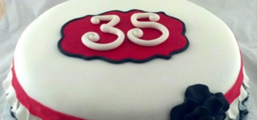 Популярные варианты, что подарить в день рождения мужу на 35 лет