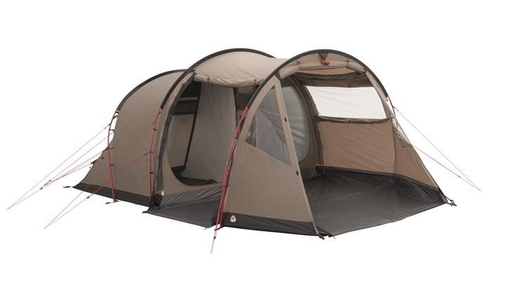 Современная палатка на несколько человек