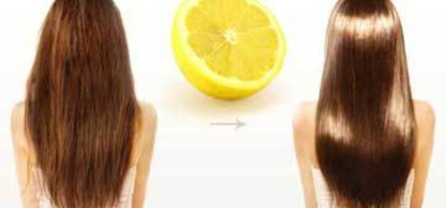 Маска для волос с лимоном: для осветления, восстановления, укрепления