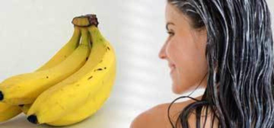 Польза масок с бананом для волос и способы их приготовления
