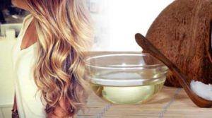 Приготовление кокосовой маски для волос