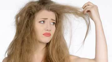 Маска для увлажнения волос с алоэ
