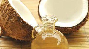 Рецепты масок с кокосовым маслом для волос