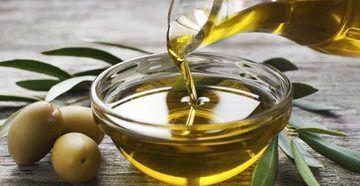 маска для волос с оливковым маслом