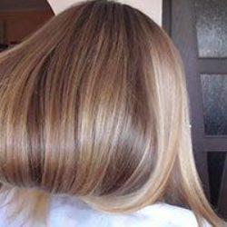 Брондирование на светлые волосы – пошаговая инструкция
