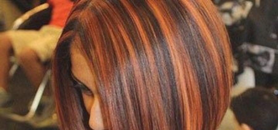 Мелирование на каштановые волосы – основные моменты