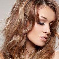Бразильское мелирование волос – эффект выгоревших прядей