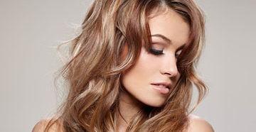 Бразильское мелирование волос