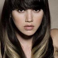 Мелирование на черные волосы: особенности окрашивания