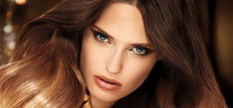 Калифорнийское мелирование на темные волосы: правильное выполнение
