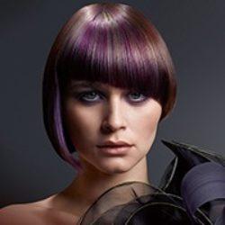 Колорирование на темные волосы: модная и красивая техника