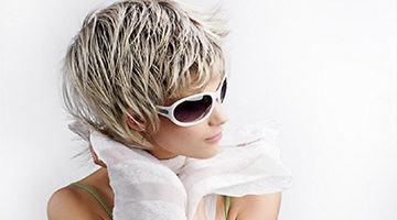тонирование на короткие волосы