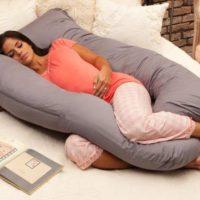 Подушки для беременных и кормящих мам: сочетание комфорта и качества