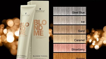 Schwarzkopf Professional BlondMe Blonde Toning