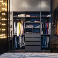 ТОП трендов в оформлении гардеробных на заказ